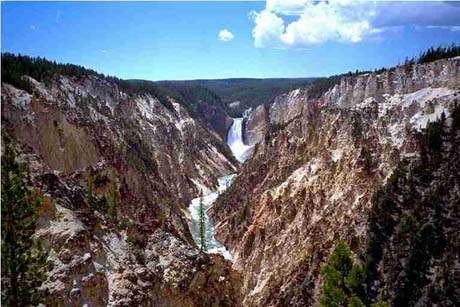 Yellowstone National Park RV Rental